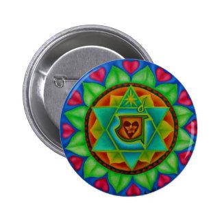 Button Heart Chakra