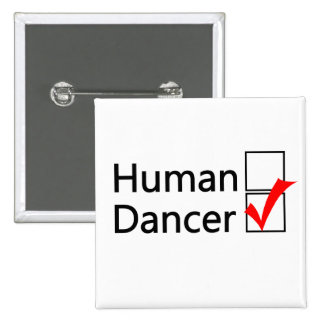 Button - Human or Dancer