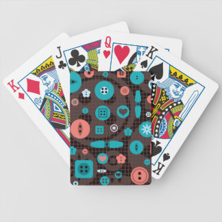 Button It Bicycle® Poker Playing Cards Bicycle Playing Cards