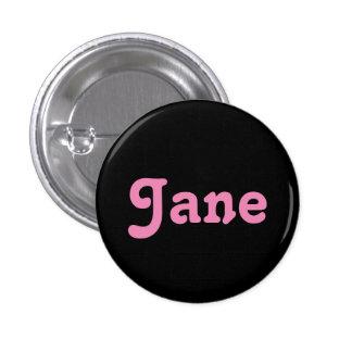 Button Jane