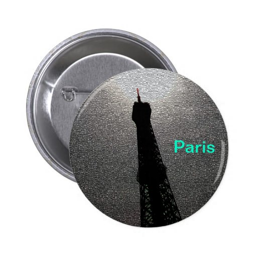 Button: La Tour Eiffel