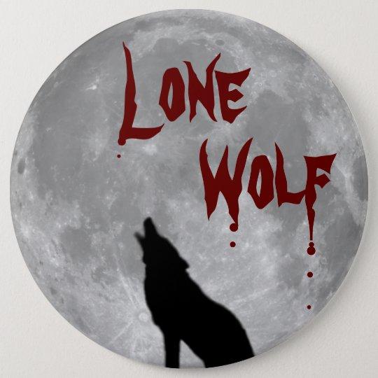 Button: Lone Wolf Button
