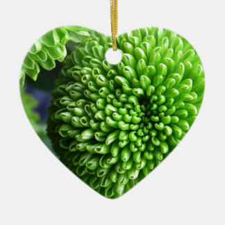 Button Mum 2.jpg Ceramic Heart Decoration
