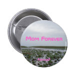 Button Mum Forever