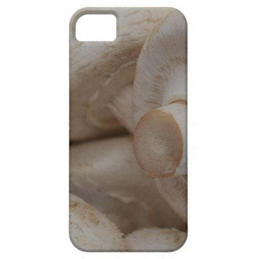 Button Mushrooms Case For iPhone 5/5S