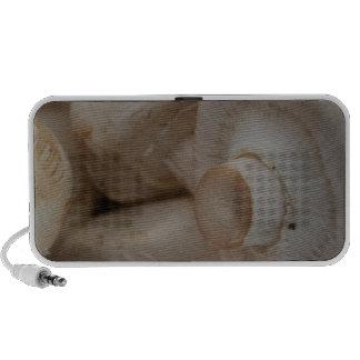 Button Mushrooms Speaker
