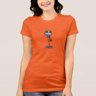 Button n Bird T-Shirt