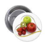 Button Nutritionist Verdure Fruit