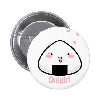Button Onigiri Chan Boton