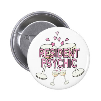 Button Resident Psychic