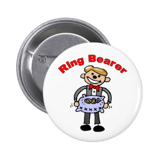 Button: Ring Bearer II
