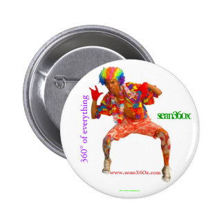 Button sean360x 360° Clown