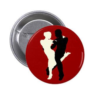 button silhouettes creme gancho
