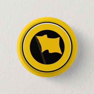 Button: small Antikom logo 3 Cm Round Badge