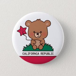 button – sweet California