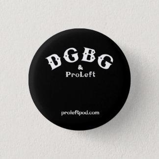 Button - Vintage Rock Design - DGBG & ProLeft