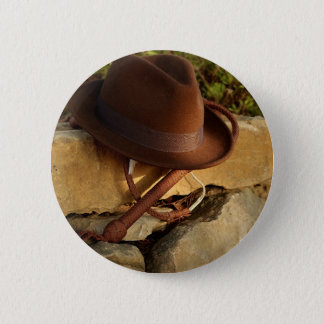 Button: Where is Indiana? 6 Cm Round Badge