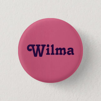 Button Wilma