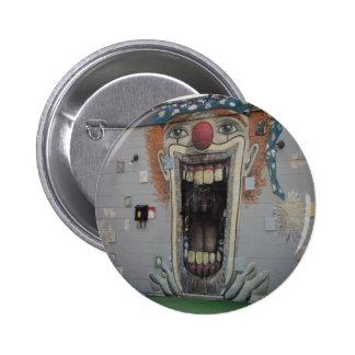 button with clown door