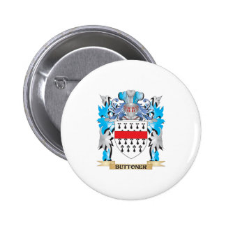 Buttoner Coat of Arms Pinback Buttons