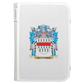 Buttoner Coat of Arms Kindle Covers