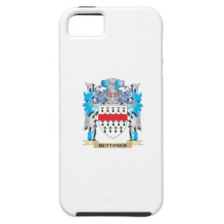 Buttoner Coat of Arms iPhone 5 Cover