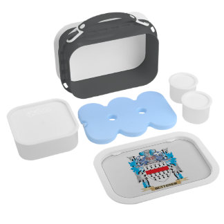 Buttoner Coat of Arms Yubo Lunchbox