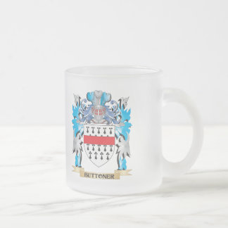 Buttoner Coat of Arms Coffee Mugs
