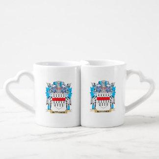 Buttoner Coat of Arms Lovers Mug Set