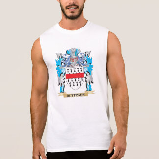 Buttoner Coat of Arms Sleeveless Tee