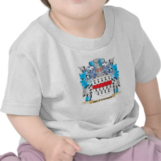 Buttoner Coat of Arms Tshirts