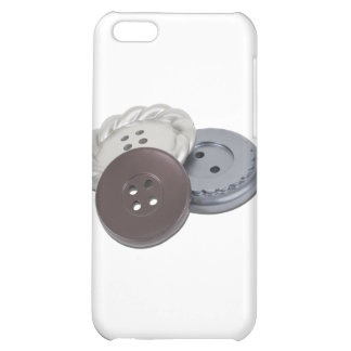 Buttons011011 iPhone 5C Case