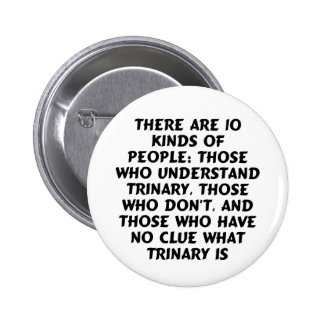 Buttons2) There are 10 kinds...trinary (standard) 6 Cm Round Badge