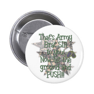 Buttons - Army Brat Sir