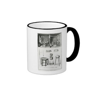 Buttons maker & lace maker mug