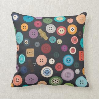 Buttons Pillow