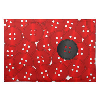 Buttons Placemat
