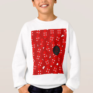 Buttons Sweatshirt