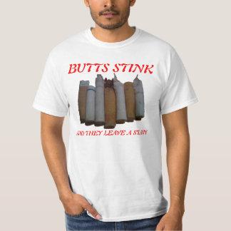 Butts stink. T-Shirt