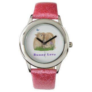 buuny love watch