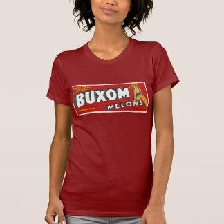 Buxom Melons Tee Shirts