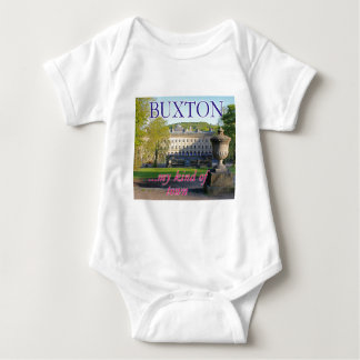 BUXTON - my kind of town Baby Bodysuit