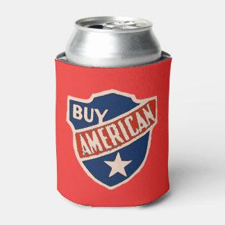 Buy American Can Cooler