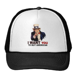 Buy American Mesh Hats