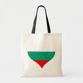 Buy Bulgaria Flag Budget Tote Bag
