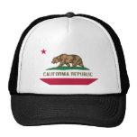 Buy California Flag Mesh Hats