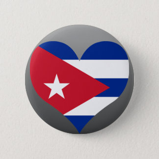 Buy Cuba Flag 6 Cm Round Badge