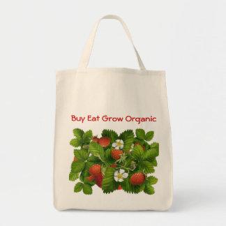 Buy Eat Grow Organic bag
