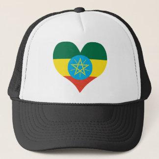 Buy Ethiopia Flag Trucker Hat