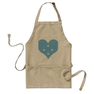 Buy Federated States of Micronesia Flag Adult Apron